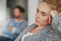 Couple en souffrance